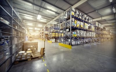 Growth of E-Commerce Continues to Shape the Retail and Warehousing Sectors