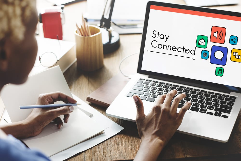 3 Tips for Staying Connected When Working from Home